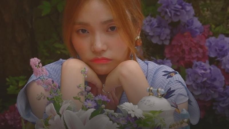 이진아 - RANDOM MV