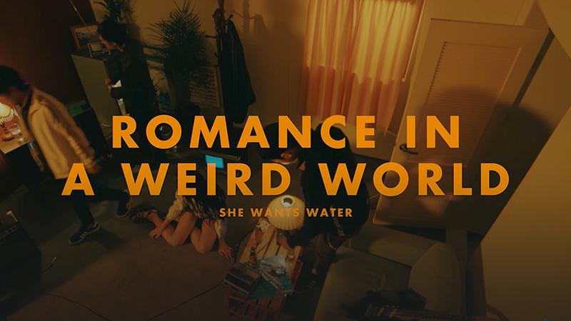 웨터 - 이상한 나라의 로맨스 MV