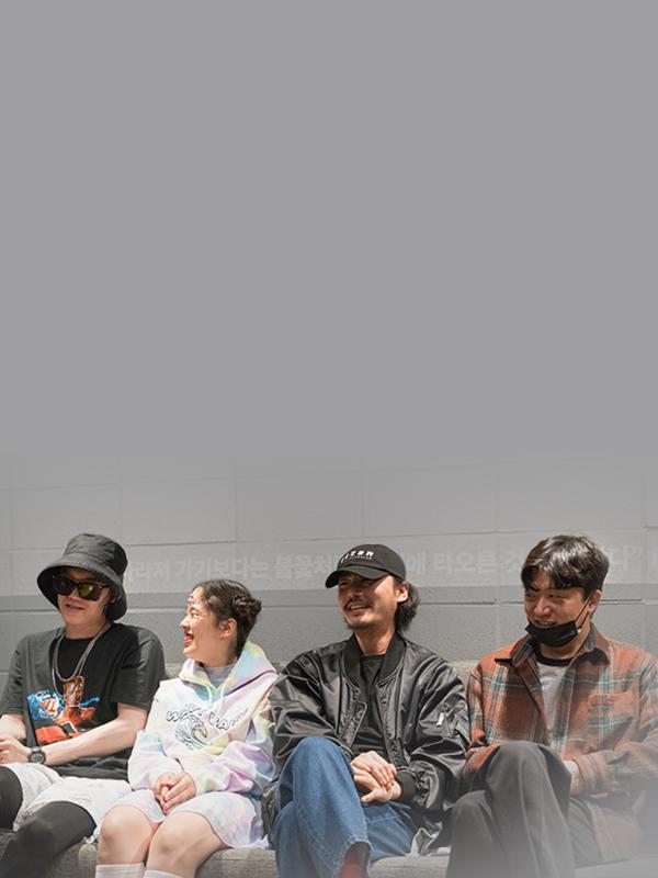 힙한 공연에 힙한 밴드, ADOY X Tempalay 'HIP' 뮤지션 인터뷰